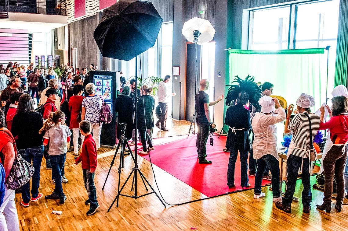 Trouver la meilleure animation photos pour votre événement