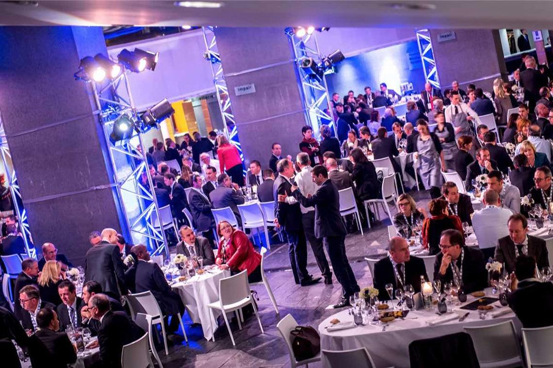 Garnier event: séminaire et convention reportage photos